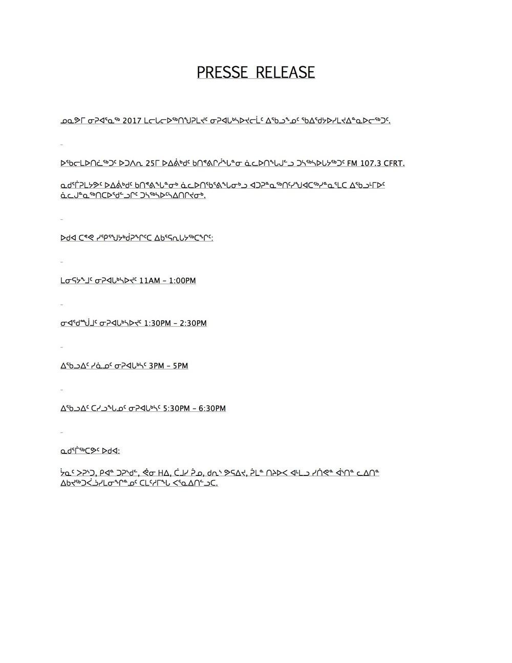 PRESSE RELEASE (inuktitut).jpg