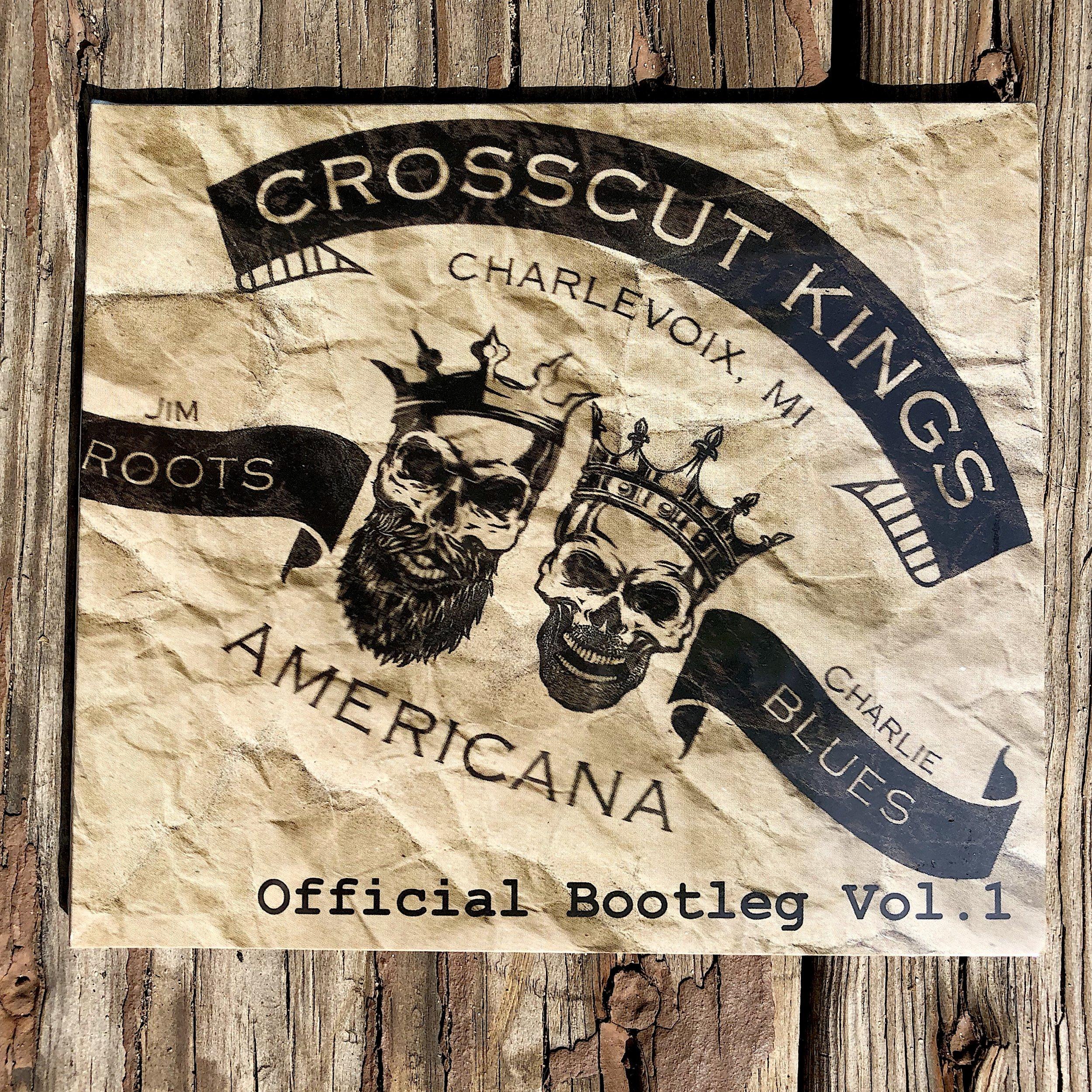 CD#1: Official Bootleg Vol  1 EP