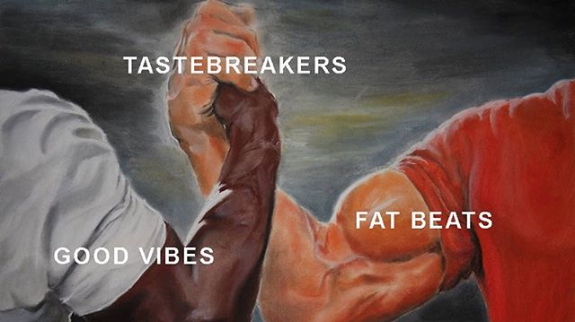 Good vibes + fat beats = ♨️