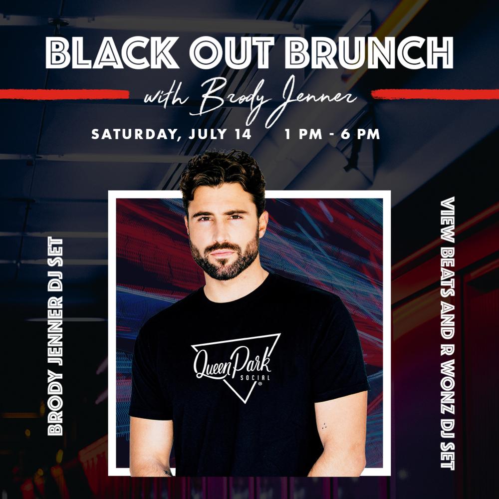 Black Out Brunch