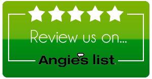 If you found us through Angie's List, we'd love it if you would leave us a review there.