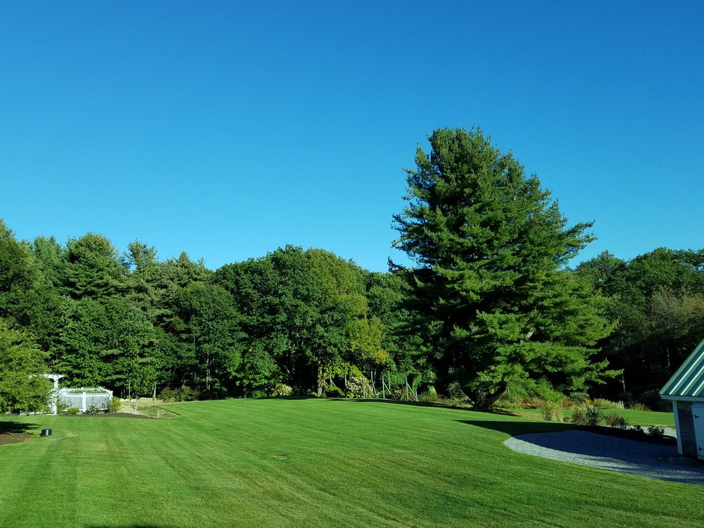Elegant outdoor gardens nestled mountainside in southern NH, 20 minutes from Manchester. Peaceful venue for romantic wedding & reception in woodland setting.
