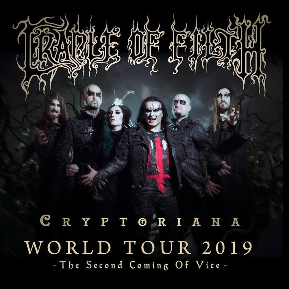 Cradle of Filth: Cryptoriana