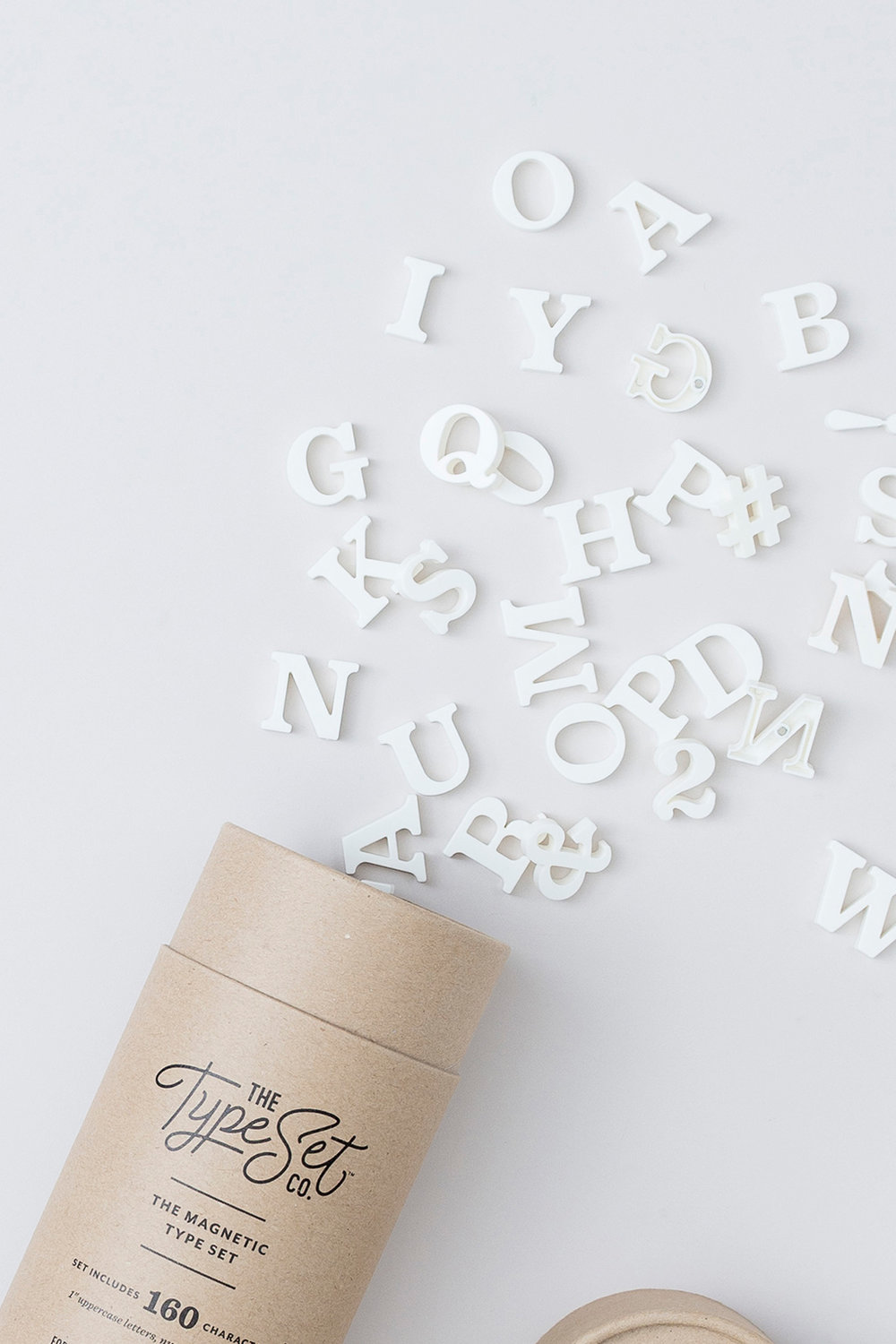 Studio Conversation: Ashley Jankowski of Braizen and TypeSet Co. - Photographed by Angie Webb