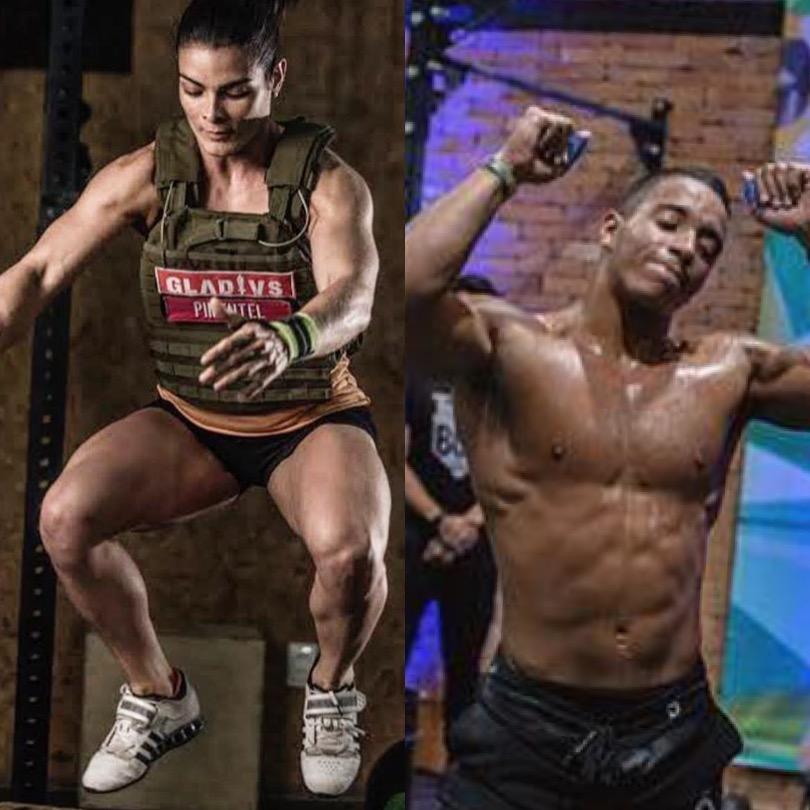 Renata Pimentel e Gui Malheiros se classificam para os Games 2019