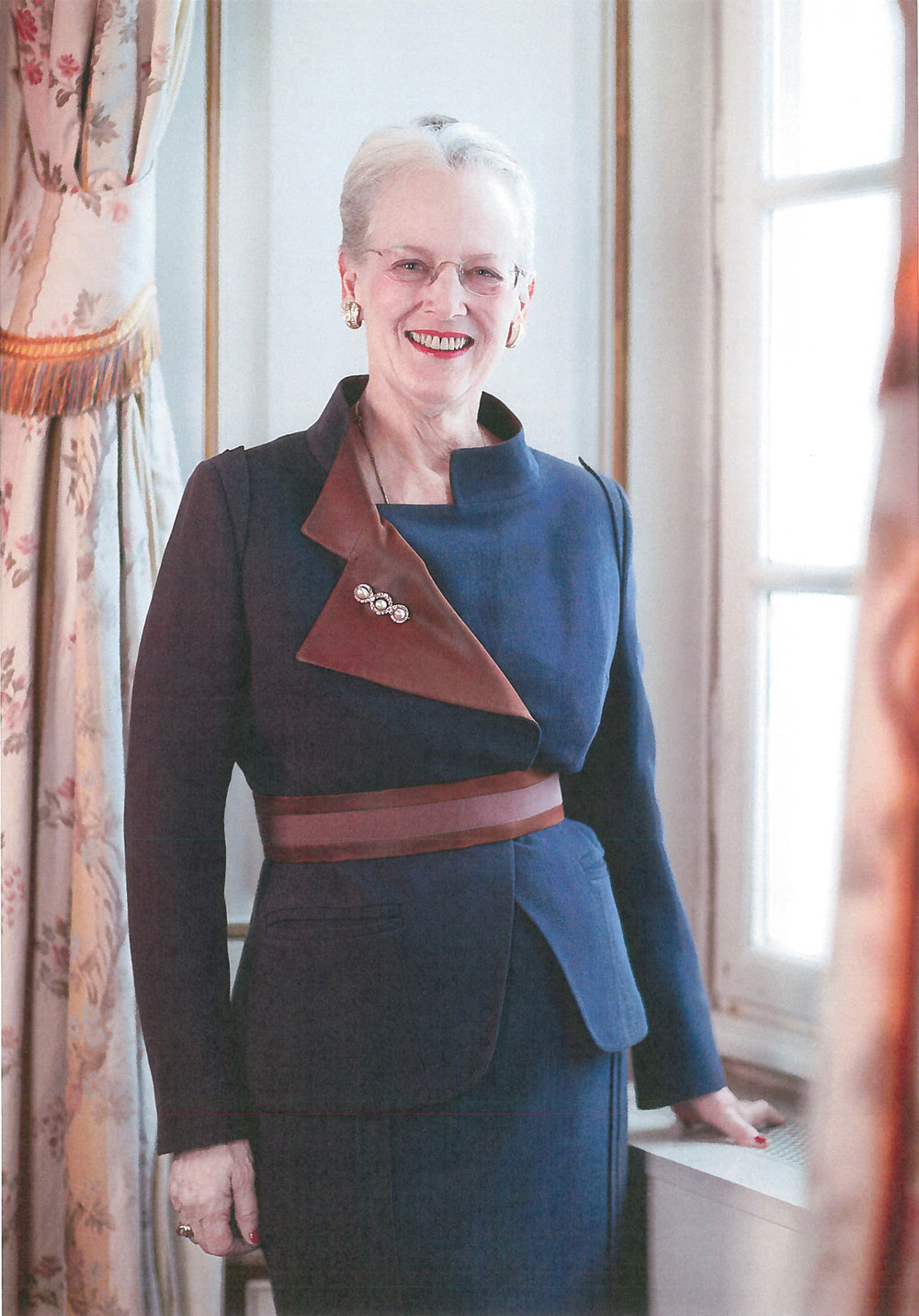 Her Majesty Queen Margrethe II of Denmark