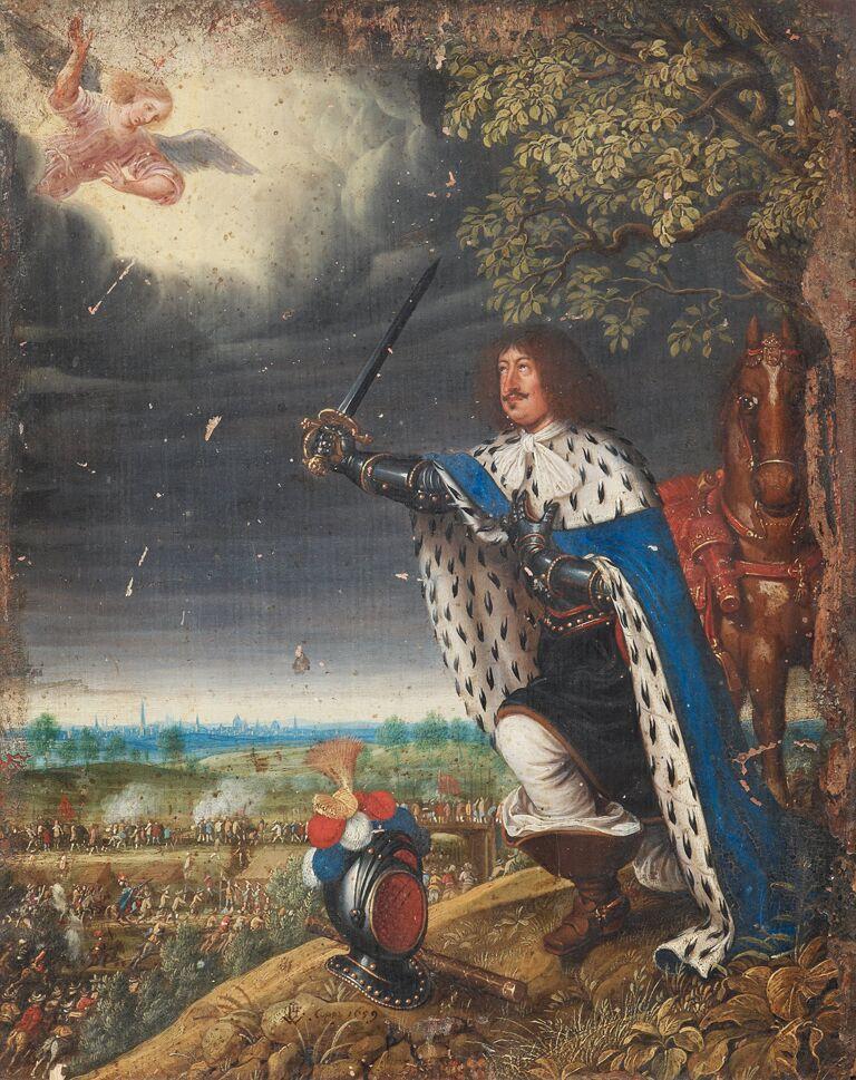 King Fredrik III
