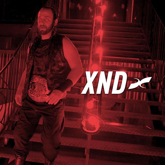 Proud to be a part of #TeamXND as the first professional wrestler on board! @mustafaaliwwe is the 2nd and I know who's coming next... and it's not bad company to be in! Hit me up if you wanna find out what it takes to join the team! #XND4Life #DontWait #LinkInBio