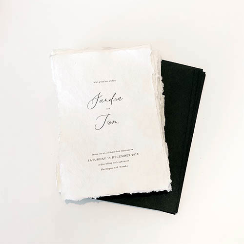 The Ess Letter | Custom wedding invitations | Calligraphy | New Zealand.jpg