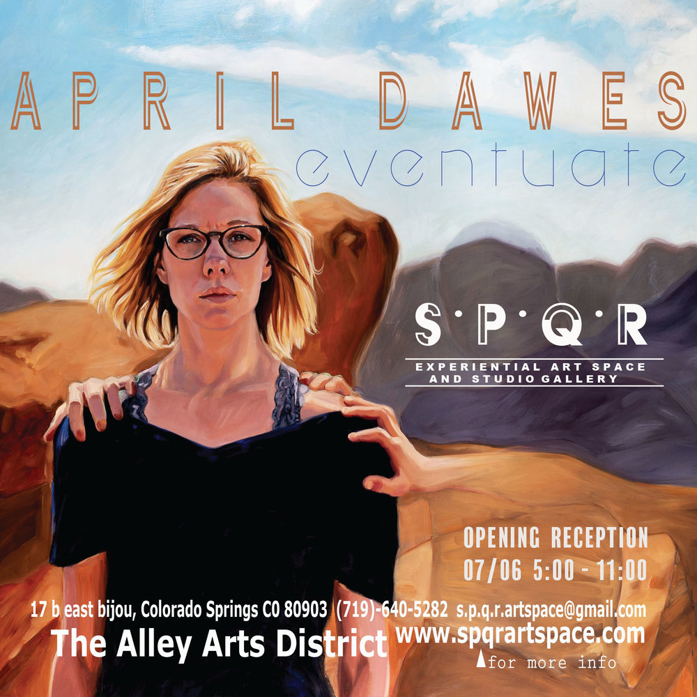 April Dawes July 2018