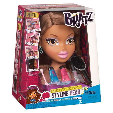 Styling Head Yasmin