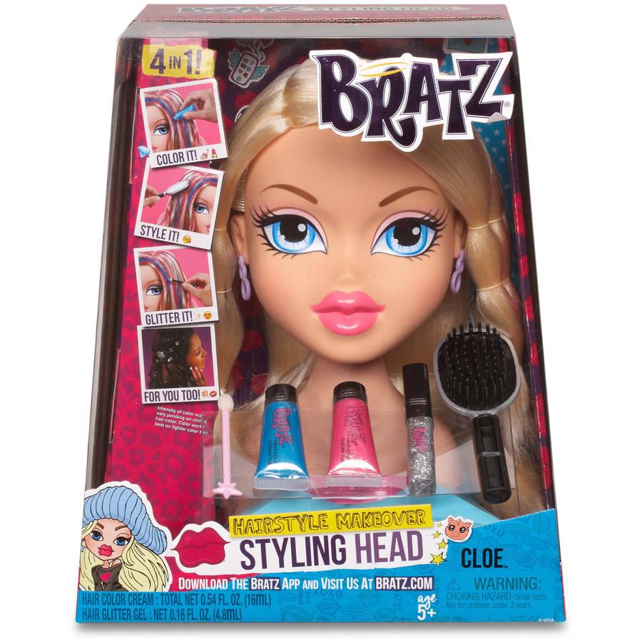 Styling Head Cloe