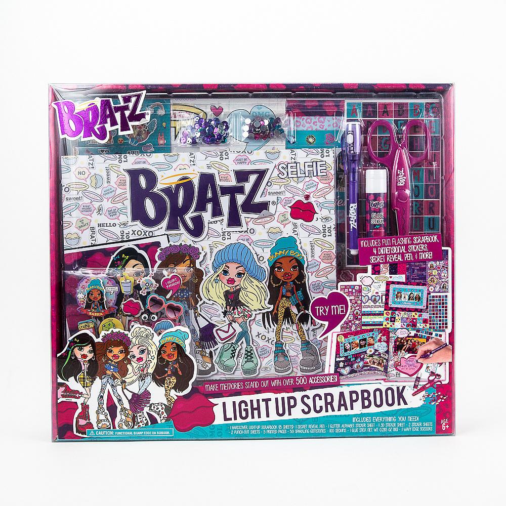 Light Up Scrapbook