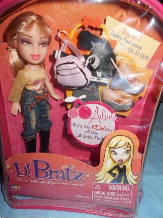 Lil' Bratz Fifth Edition Ailani.