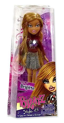 Bratz Style It! (Second Edition) Brigitte.