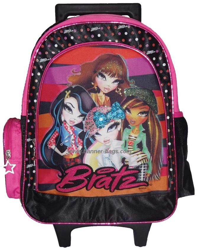 Paris Rolling Backpack (Group) V1