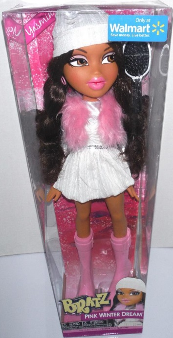 Big Bratz Pink Winter Dream Yasmin