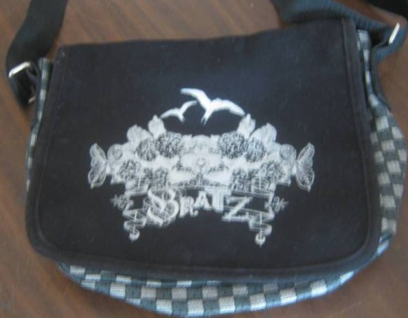 Masquerade Messenger Bag