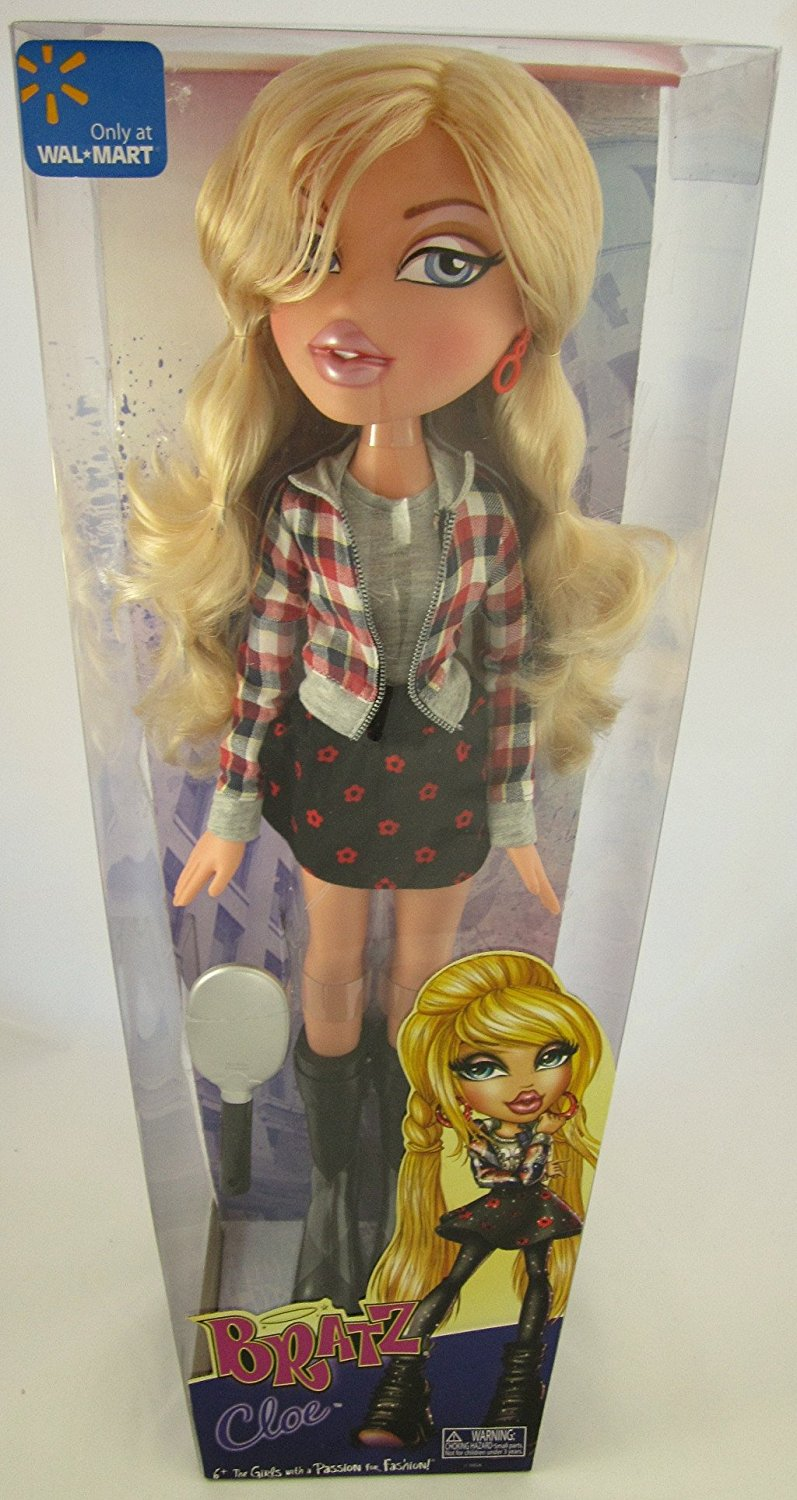 Big Bratz XPress It! Cloe