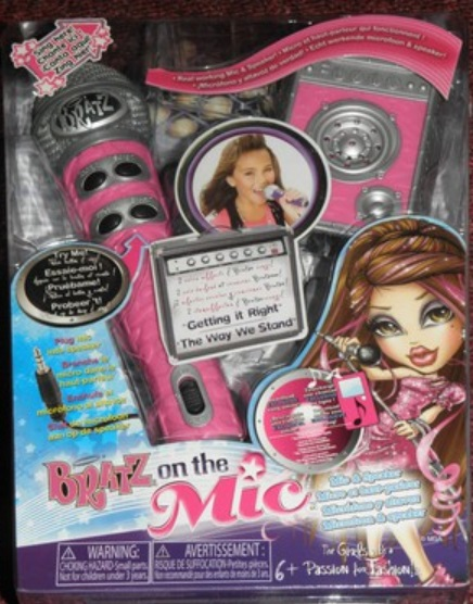 On The Mic Mic and Speaker (Pink)