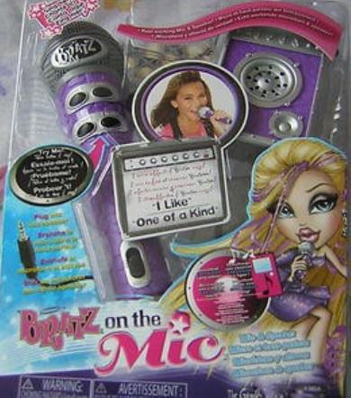 On The Mic Mic and Speaker (Purple)