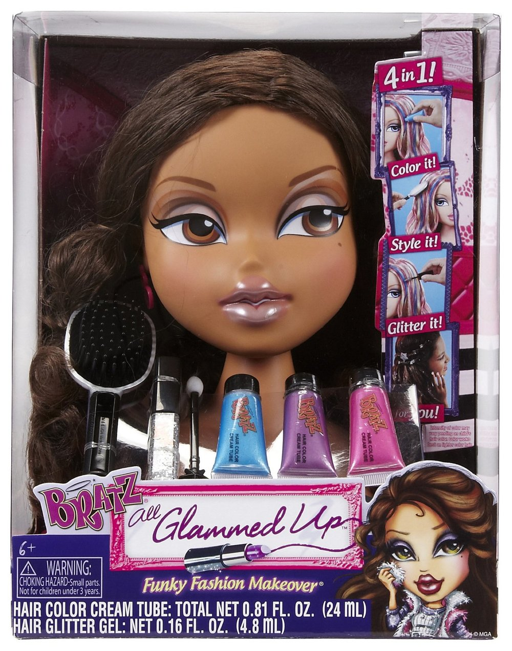 All Glammed Up (First Edition) Funky Fashion Makeover Yasmin V1