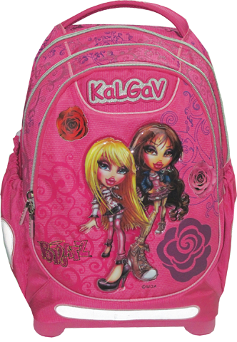 10th Anniversary KalGav Backpack (Cloe and Yasmin) V1