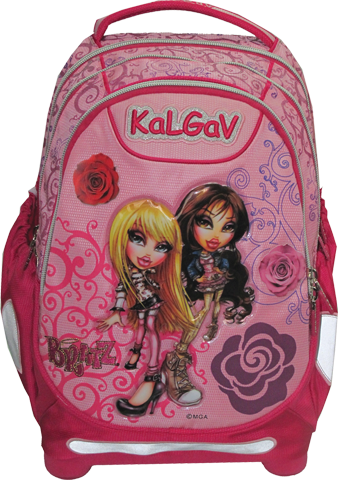 10th Anniversary KalGav Backpack (Cloe and Yasmin) V2