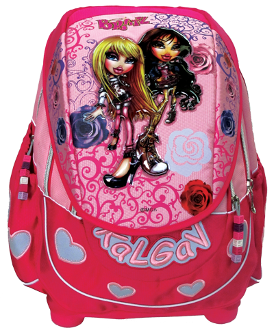 10th Anniversary KalGav Deluxe Backpack (Cloe and Yasmin)