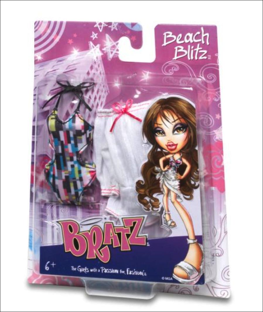 Beach Blitz Fashion Pack