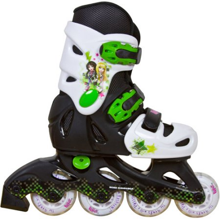 10th Anniversary Adjustable In-Line Skates