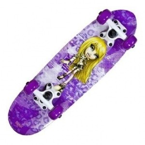 10th Anniversary Skateboard (Cloe)