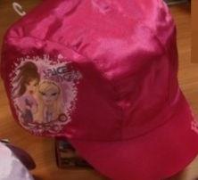 Space Princess Cap (Sasha and Cloe) (Dark Pink)