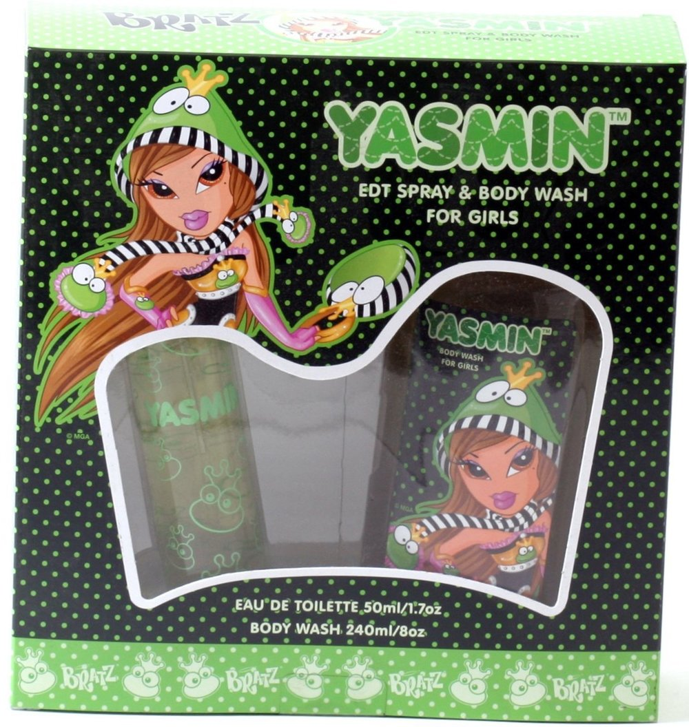 Iconz EDT Spray and Body Wash Set (Yasmin)
