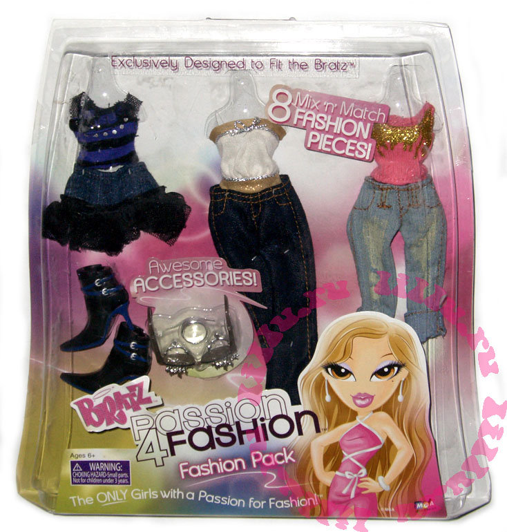 Passion 4 Fashion Value Fashion Pack #3