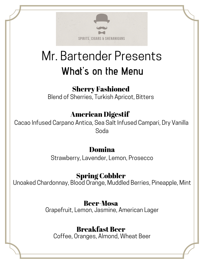 Mr. Bartender Anthony Kaufman Menu 3-24-17.png
