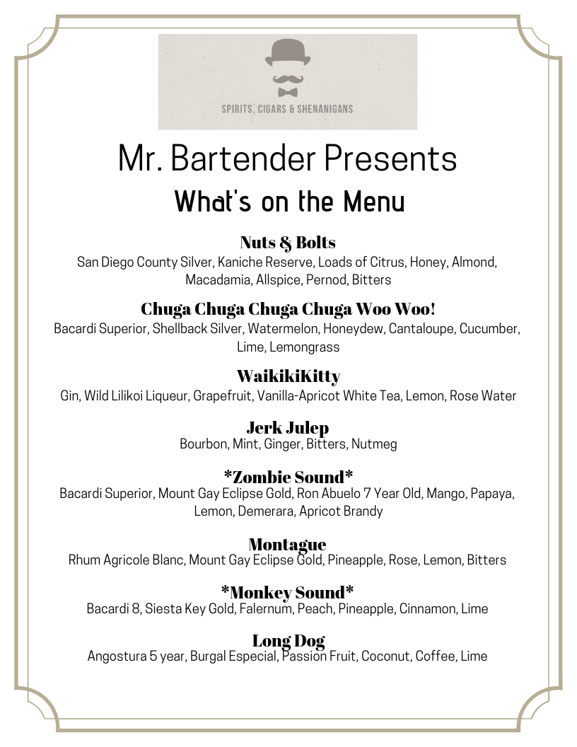 Mr. Bartender Anthony Kaufman Menu 8-19-16.png
