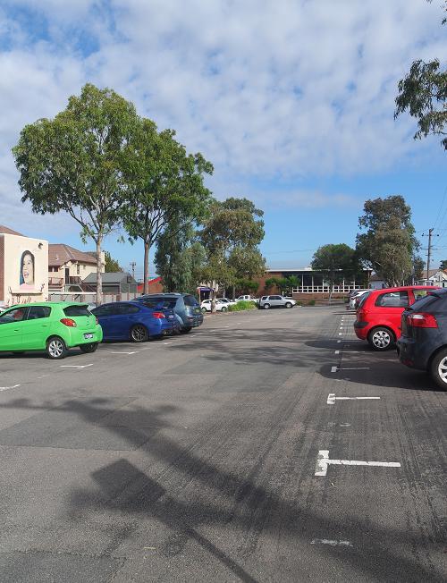 Dora Street Smart Carpark