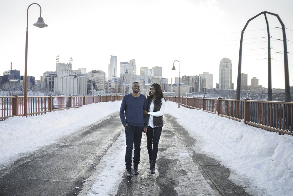 Minneapolis Engagement