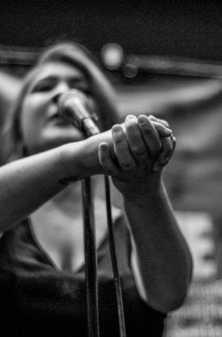 Performing, 2016.