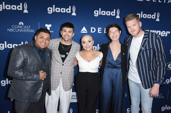 Gio Bravo, Mitch Grassi, Leah Juliett, Shayna Maci Warner, Scott Hoying