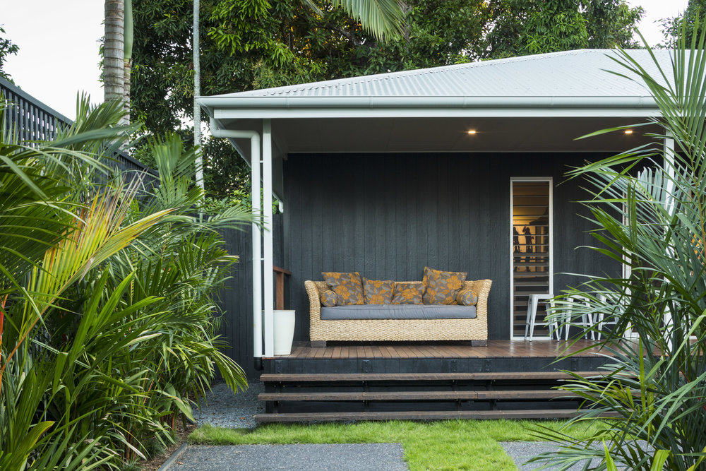 Archie Street - Outdoor living