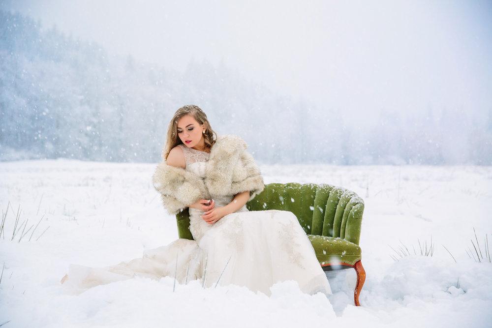 Winter Love - Mount Baker, WA