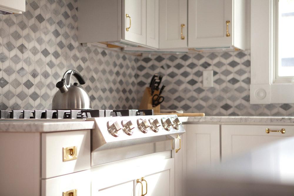 Kitchen Remodel - Wellesley, MA