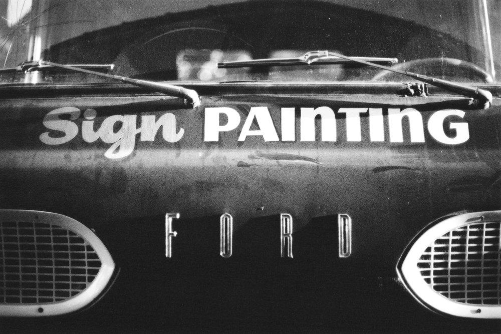 Ford Econoline. Reno, NV. 5/6/16