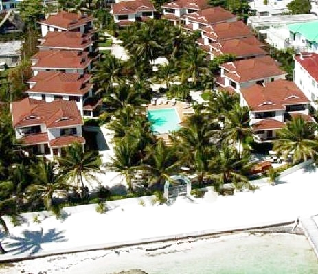 Located on the North Edge of San Pedro Town, Ambergris Caye, Belize