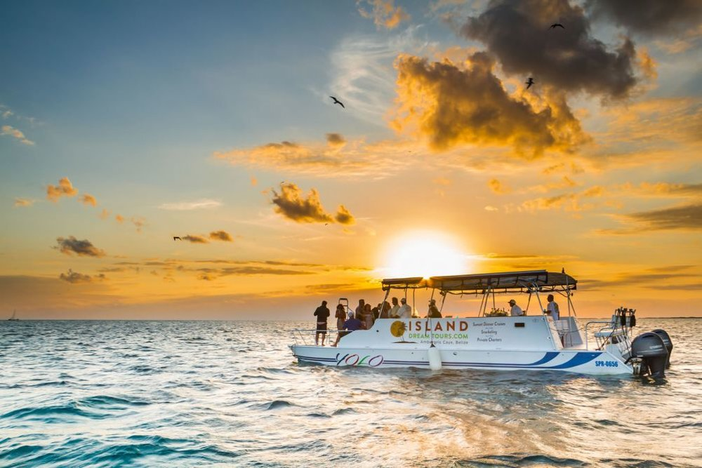 SUNSET SAILING CRUISE   Wind down from your day while you sit back, relax and experience the beauty of true Caribbean sunset.  Includes: Special Rum Punch and local snacks  Depart: 4:00 pm.