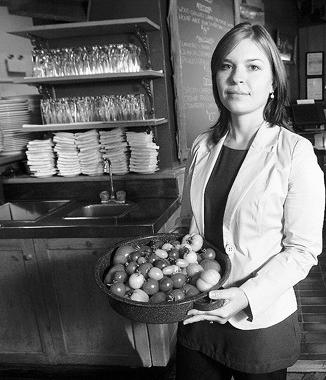 LEAF President, Janine Windsor