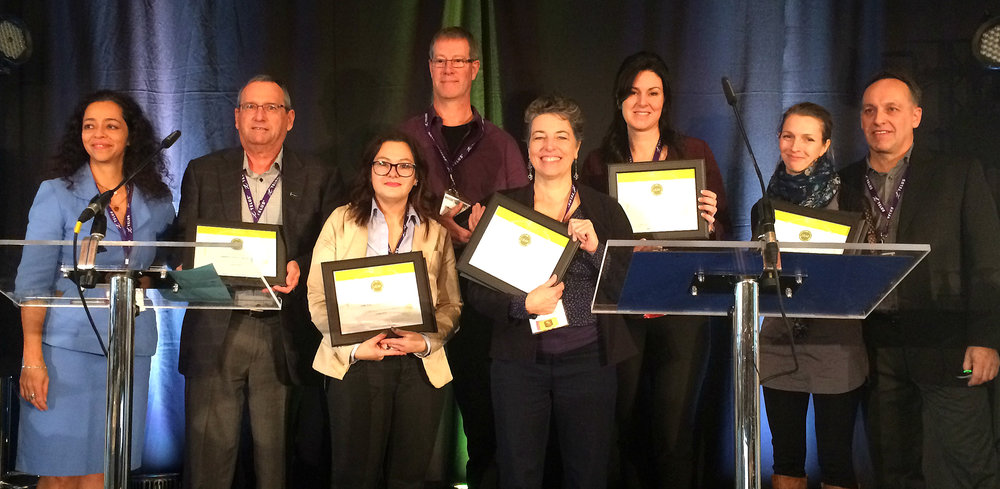 Level 2 LEAF Certification COOPSCO recipients