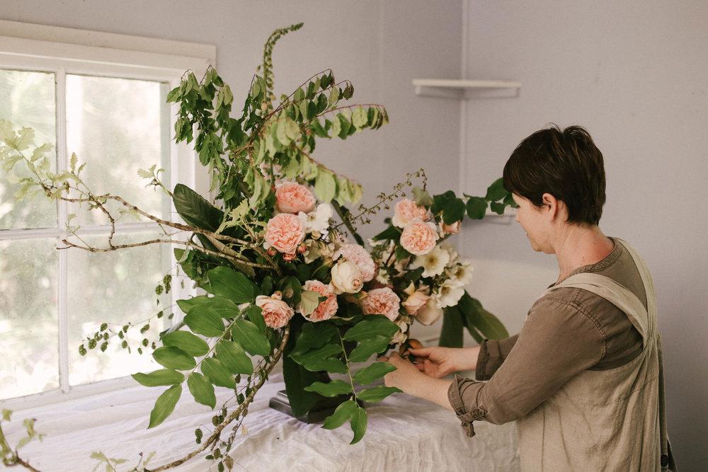 Zinnia Natalie Bouquet